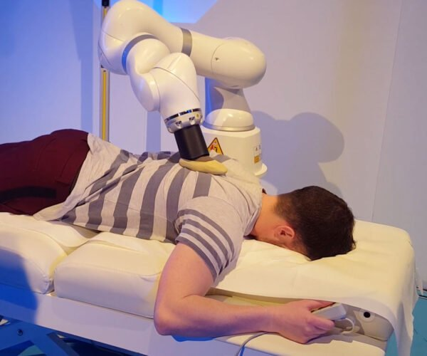 Are You Ready for a Robot Massage Therapist?