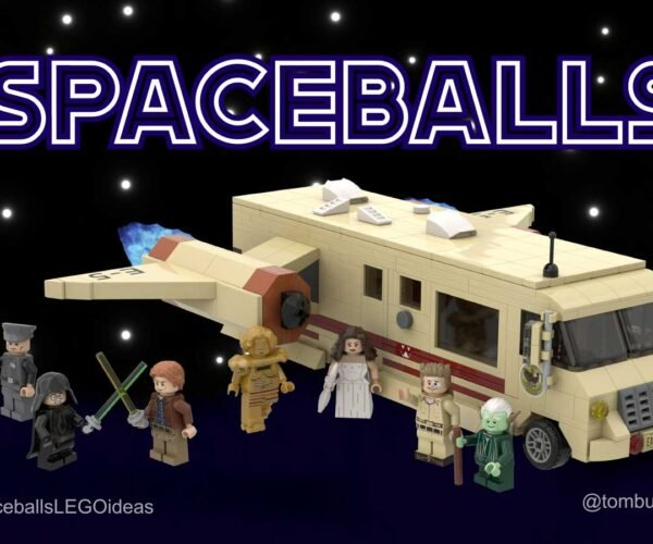 Spaceballs: The LEGO Set