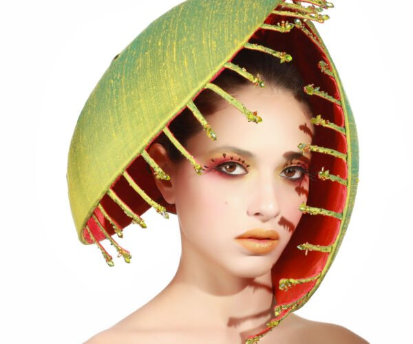Venus Flytrap Hat Is More Like a Venus Humantrap
