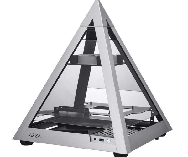 This Computer Case Doesn't Run on Pyramid Power