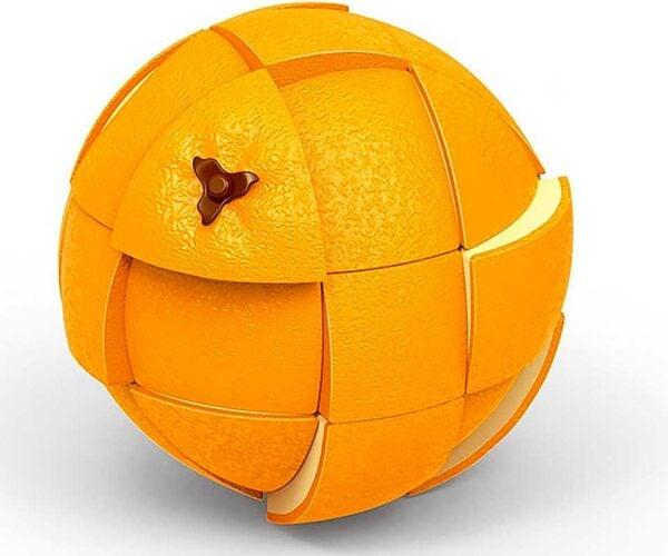 When is a Rubik's Cube Not a Cube? When It's a Fruit