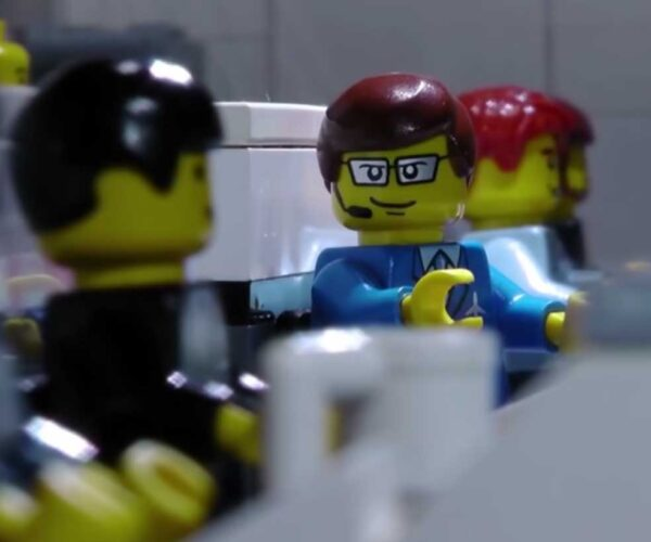 AI Frame Interpolation Boosts LEGO Stop Motion to 60 FPS