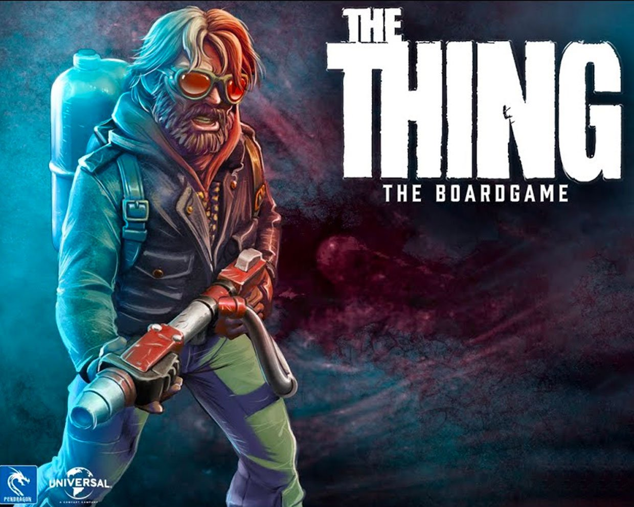 The Thing Board Game Will Have You Suspecting Your Friends Are Aliens
