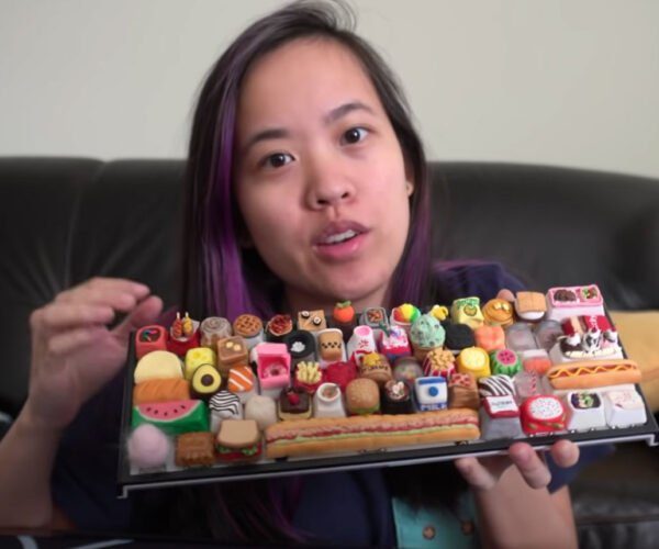 "The ""Smorgasboard"" Is a Keyboard with Only Food Keycaps"