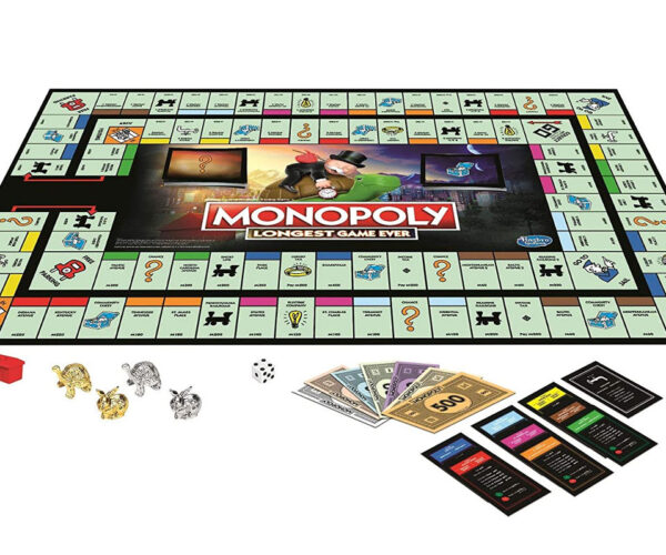Monopoly Longest Game Ever Edition Sounds Like A Nightmare