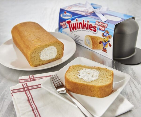 Bake a Giant Party-Size Twinkie with This Official Baking Kit
