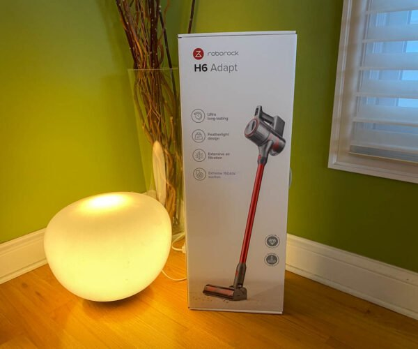 RoboRock H6 Adapt Cordless Vacuum Review: A Portable Powerhouse
