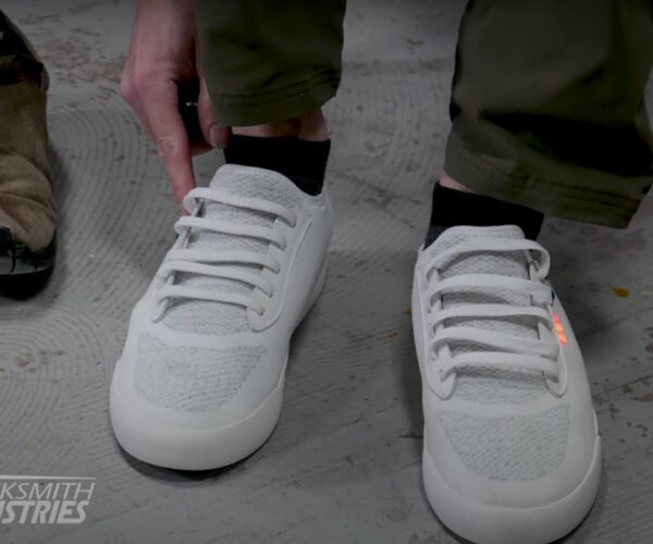 Team Makes Back to the Future II Inspired Self-Lacing Shoes
