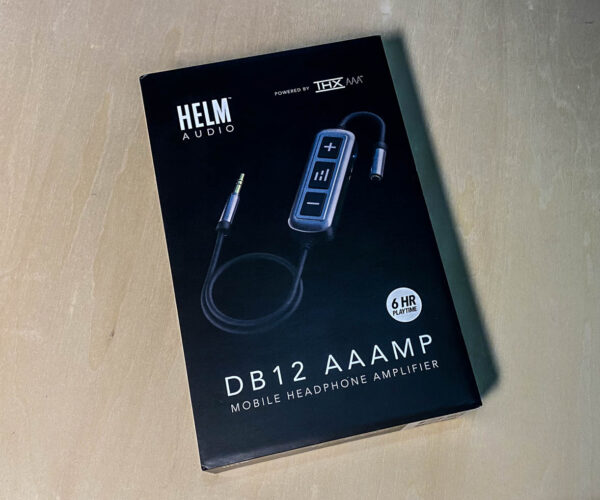 Helm Audio DB12 AAAMP Review: This THX-Certified Mobile Amp Brings the Power