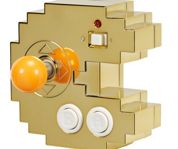 Pac-Man Goes for the Gold with This Connect-and-Play Special Edition