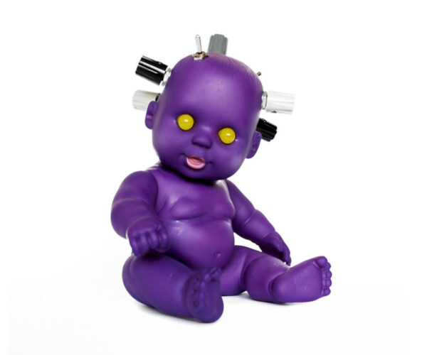 Creepy Baby Doll Theremins and Synthesizers: Rock-a-Bye Baby