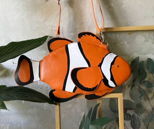 We Found Nemo… and He's a Purse