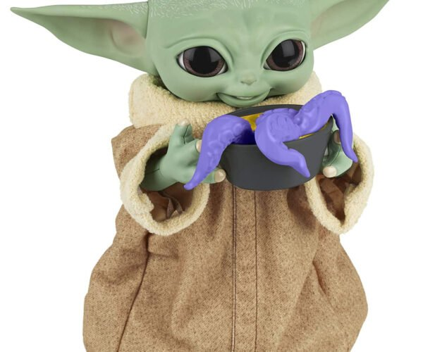 Galactic Snackin' Grogu Is Sure to Be 2021's Must-Have Toy