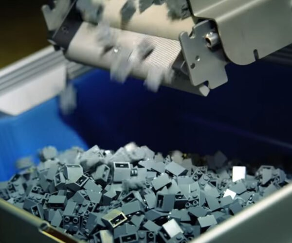 Look Inside a LEGO Factory to See How Bricks Are Made