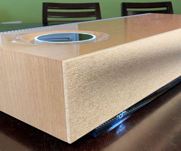 Naim Mu-so Wood Edition Speaker System Review: Sound, Substance, and Elegance