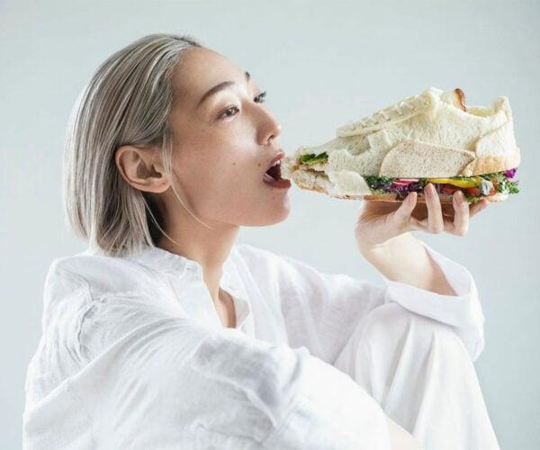 This Sandwich Looks Like a Sneaker