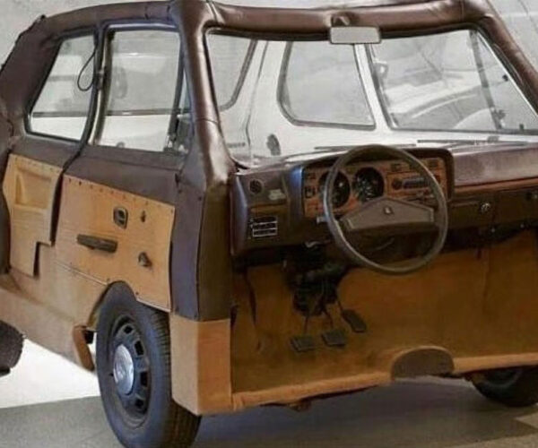 Someone Turned a Volkswagen Inside Out and It's Messing with My Mind