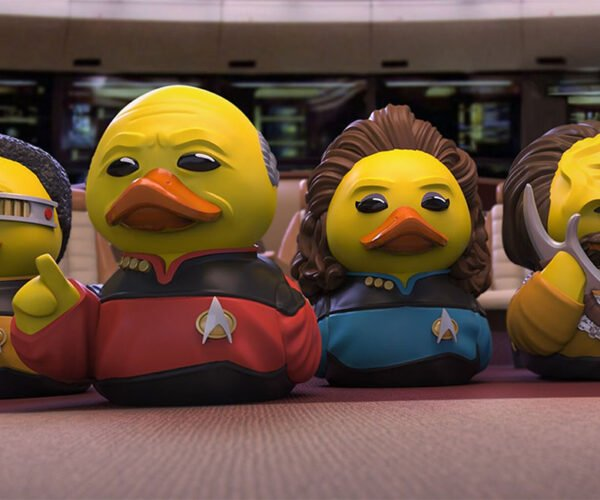 Star Ducks: The Next Generation