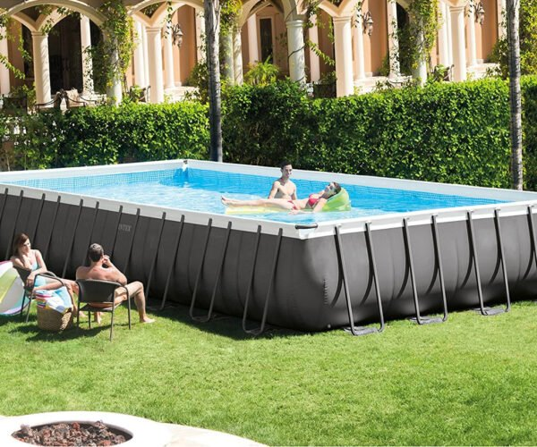 Own Your Own Massive 32′ x 16′ Above-Ground Pool