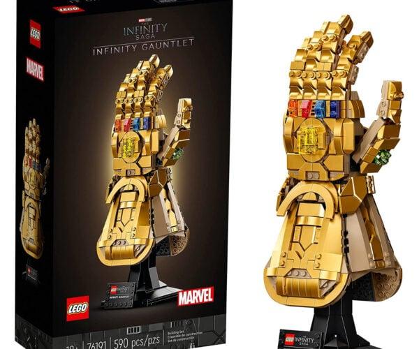 LEGO Infinity Gauntlet Set: I Am Inevitable
