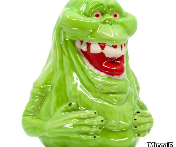 Ghostbuster Slimer and Terror Dog Mugs: Who You Gonna Drink From?