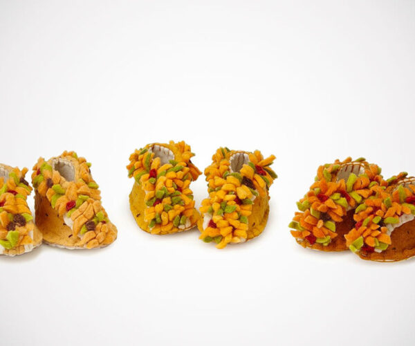 Taco Baby Booties: For Your Little Burrito
