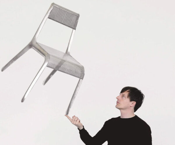 The World's Lightest Chair Weighs Only 3.66 Pounds