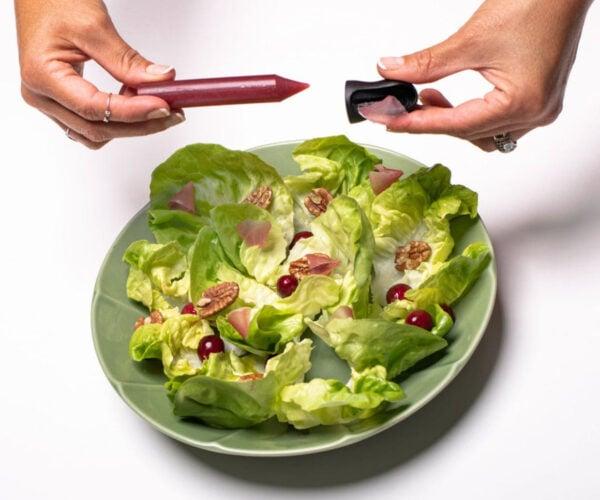 Edible Food Seasoning Crayons: Flavoring Outside The Lines