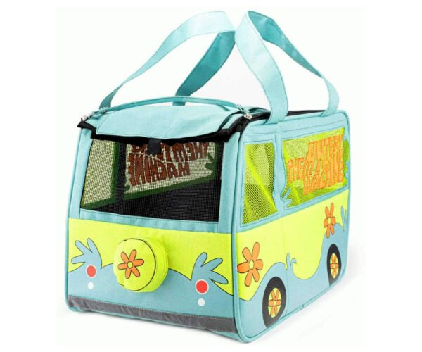 Scooby-Doo Mystery Machine Pet Carrier Is Only Big Enough for Scrappy-Doo