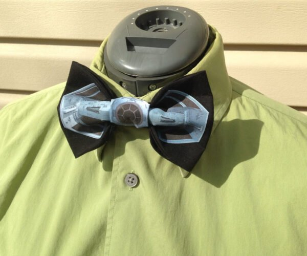 Bow TIE Fighters: For Dark Side Black Tie Affairs