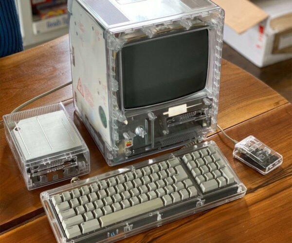 A Gallery of Clear Gadgets