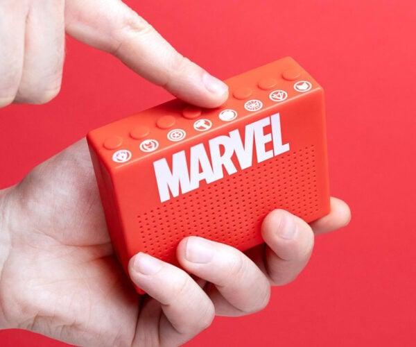 Marvel Sound Effects Machine: Hulk Smash!