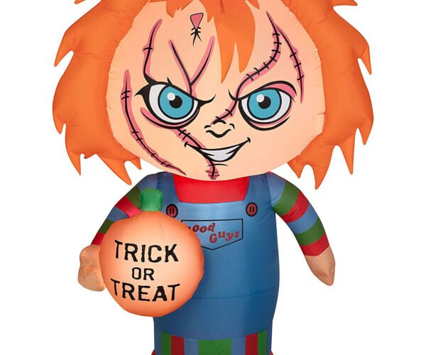 5-Foot Inflatable Chucky Doll Is Ready to Terrorize Your Neighborhood