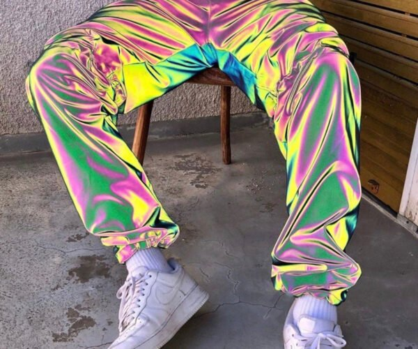 Holographic Pants: A Vision of the Future