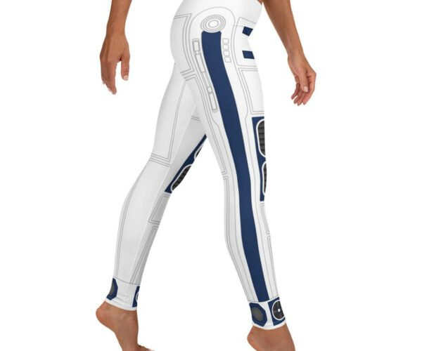 These R2-D2 Leggings Are a Good Motivator